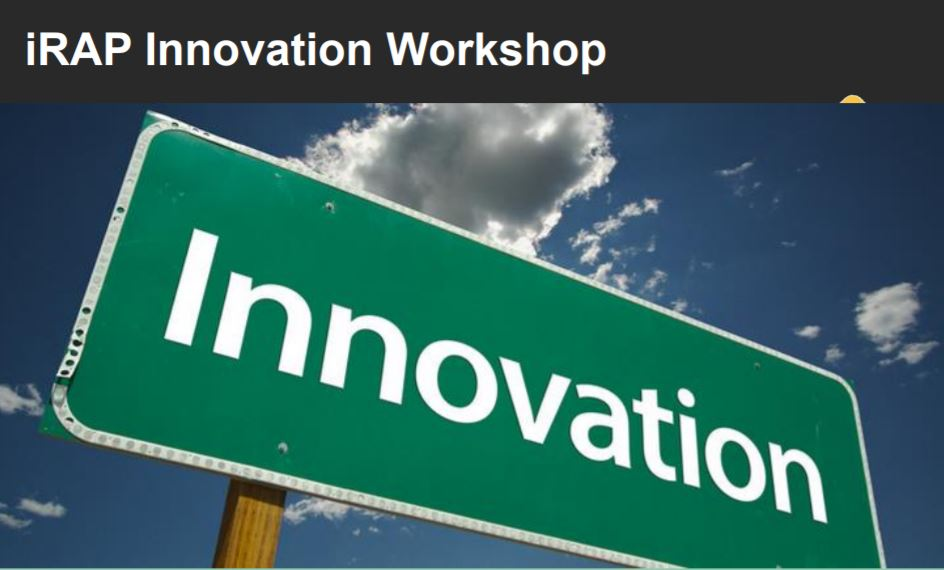 EVENT WRAP UP: Innovation workshop 2013