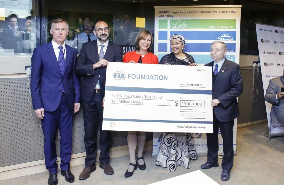 iRAP welcomes new UN Road Safety Trust Fund