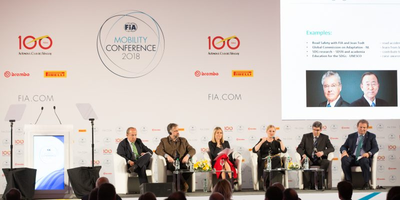 EVENT WRAPUP: FIA Mobility Conference 2018