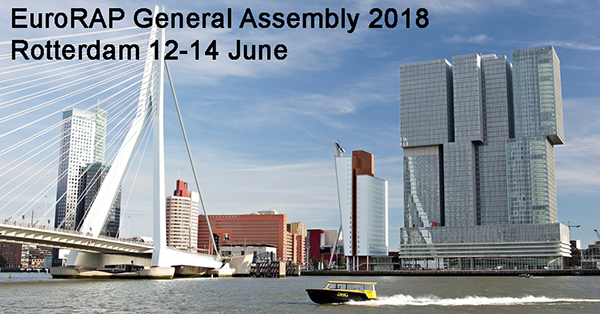 Report from the EuroRAP General Assembly 2018