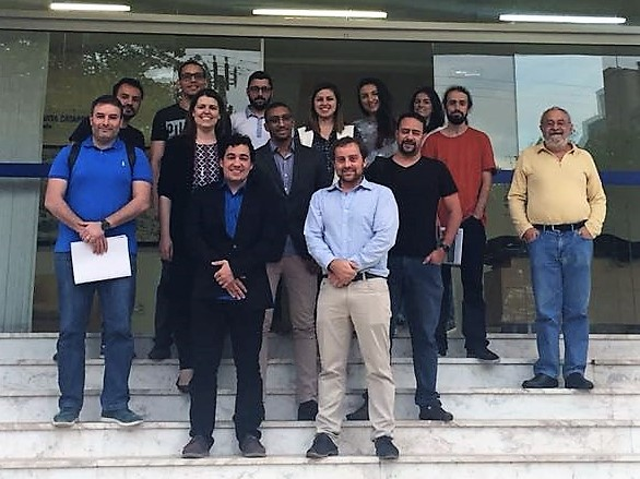 iRAP accreditation training: A first in Brazil