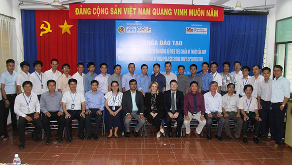iRAP's Star Rating training featured in Vietnam Transport news
