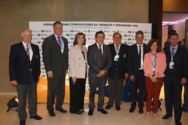 iRAP presence at the FIA Convention Paraguay
