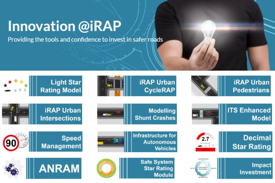 Innovation @iRAP Launches: Partnerships Saving Lives