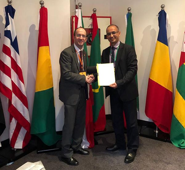iRAP and Morocco collaboration – MOU signing to help save lives on Moroccan roads