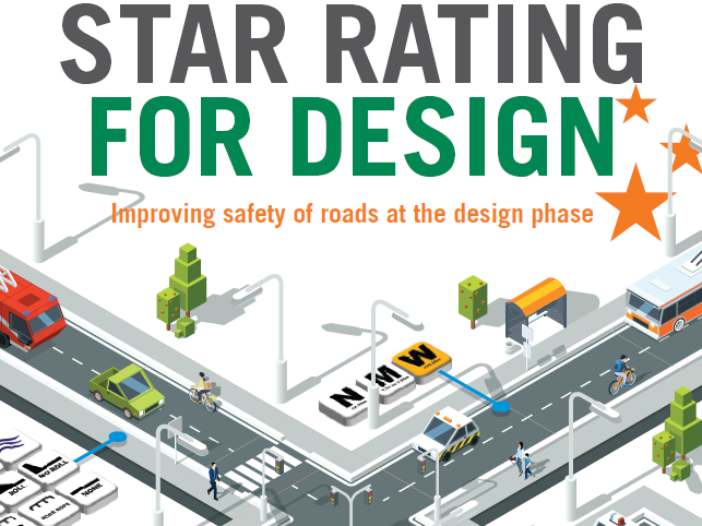 iRAP's Star Rating for Designs 4 Part Webinar Series – Seeking Expression of Interest