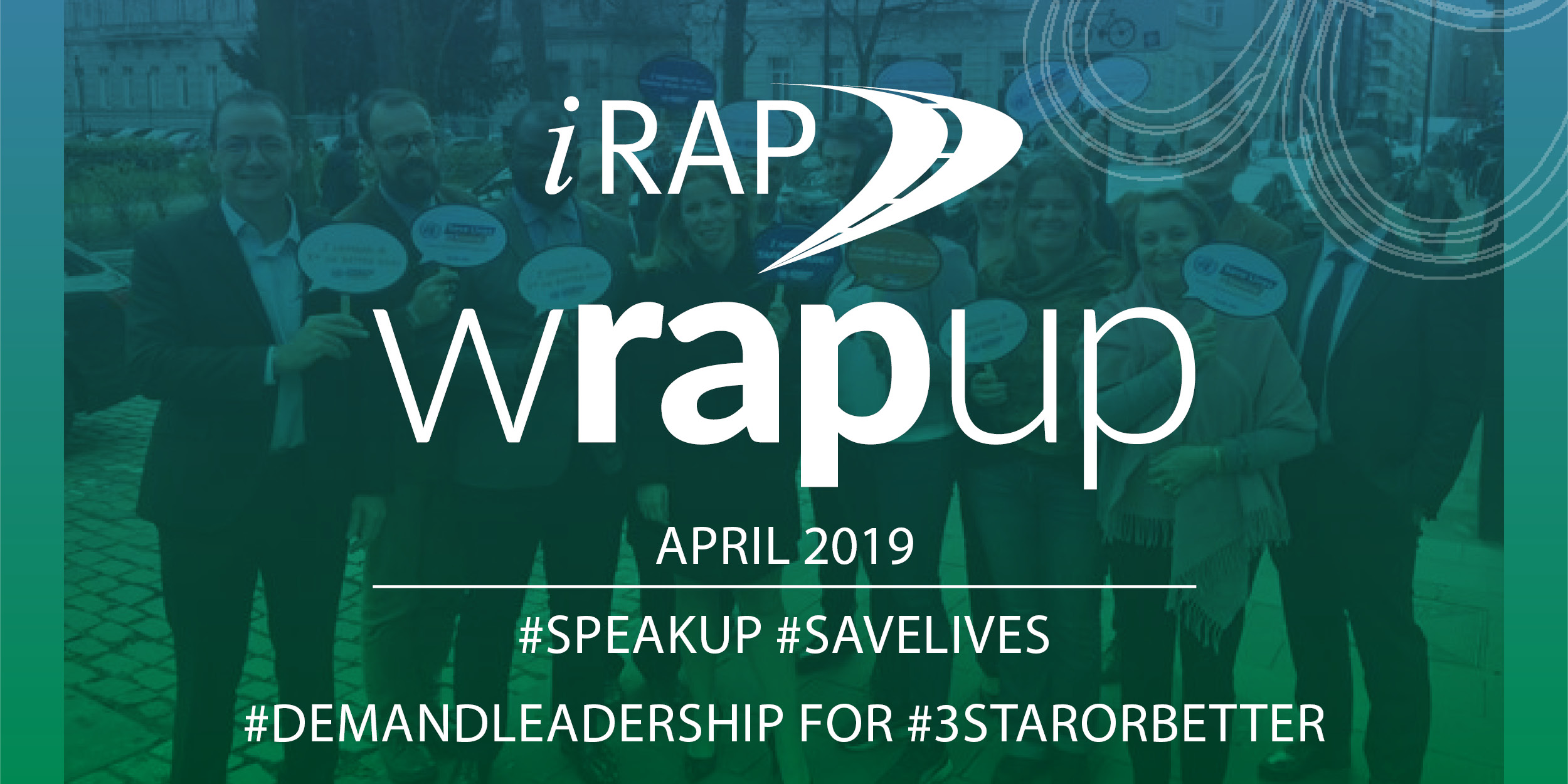 Latest WrapUp E-newsletter now available (April 2019 Edition): #Demandleadership for #3StarorBetter
