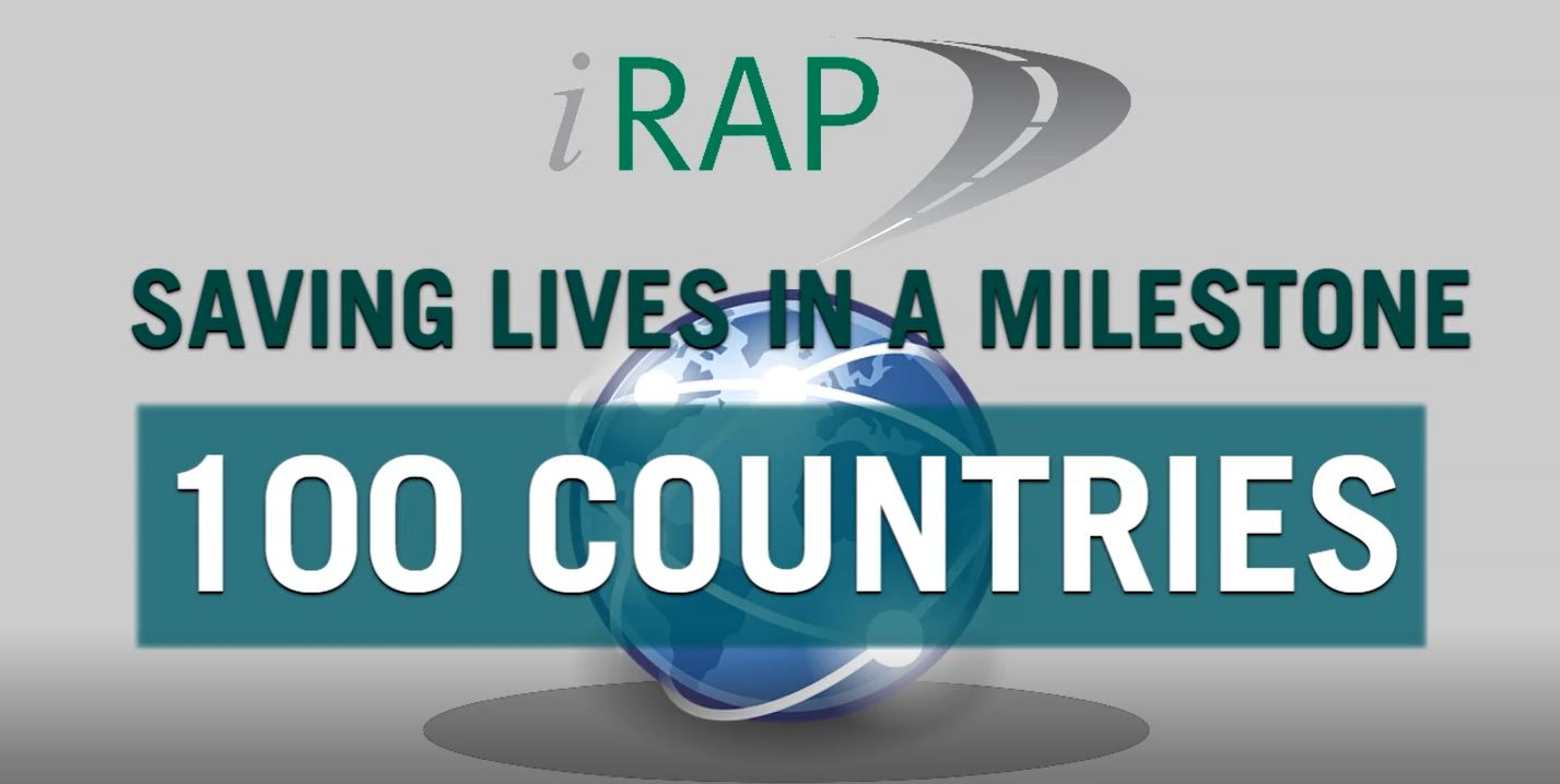 iRAP reaches a milestone – saving lives in 100 countries