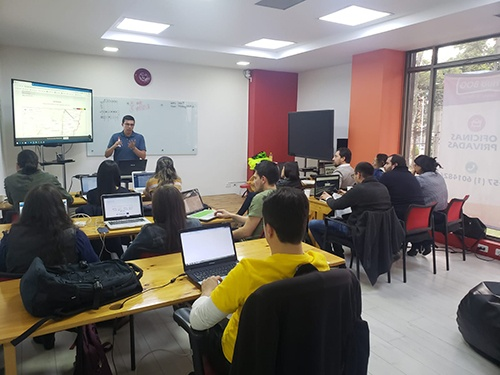 BIGRS Training in Bogota – Introduction to iRAP Methodology