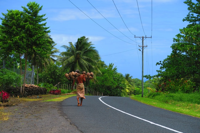 Reaching our 100th Country: Samoa