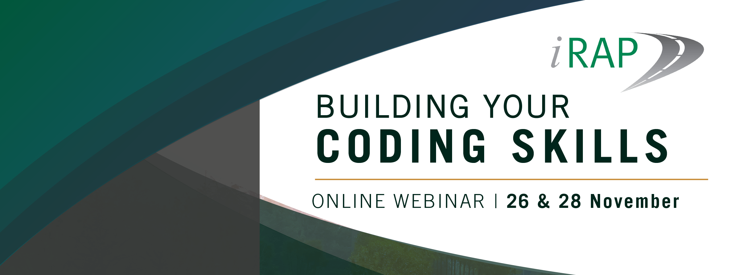 Building Your Coding Skills Two Part Webinar – November 2019
