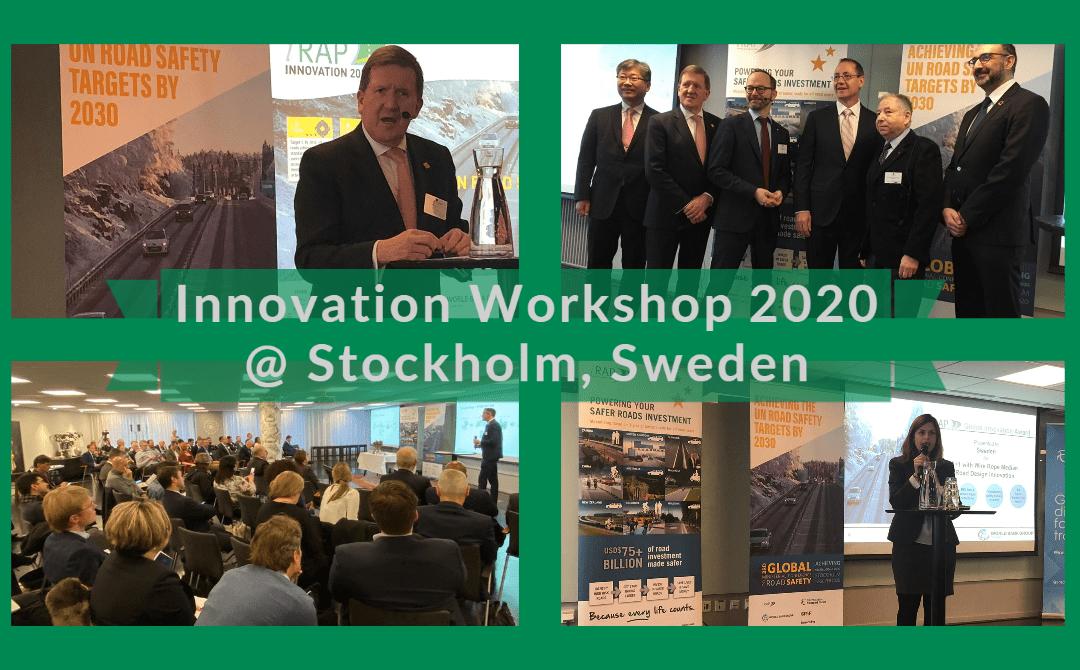 EVENT WRAP UP: Innovation Workshop 2020