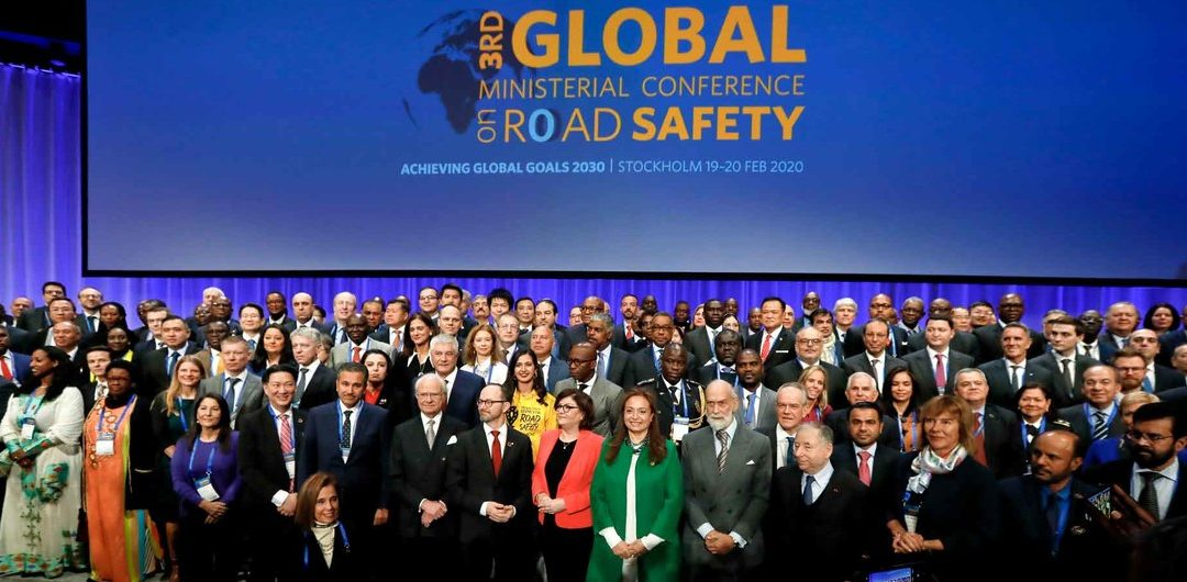 Week of 3rd Global Ministerial Conference Stockholm Shines Light on Achieving Global Goals 2030