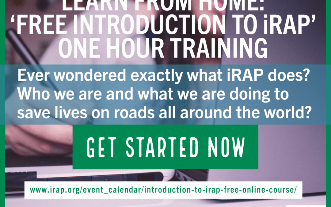 Introduction to iRAP – free online course
