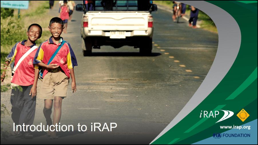iRAP presentation slide packs available