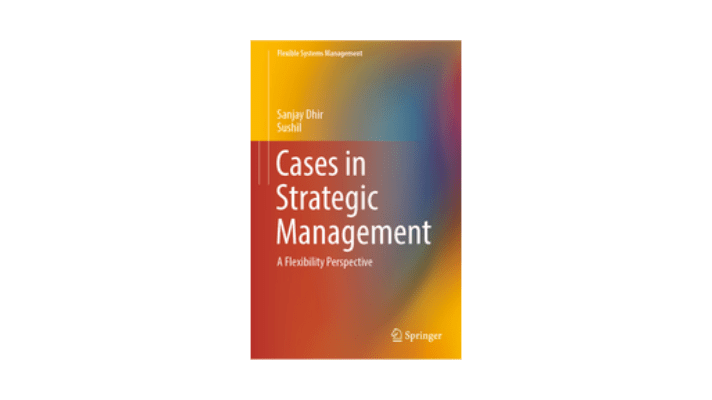 """IndiaRAP, as a FedEx sponsored road safety programme, features in """"Cases in Strategic Management: A Flexibility Perspective"""" textbook"""
