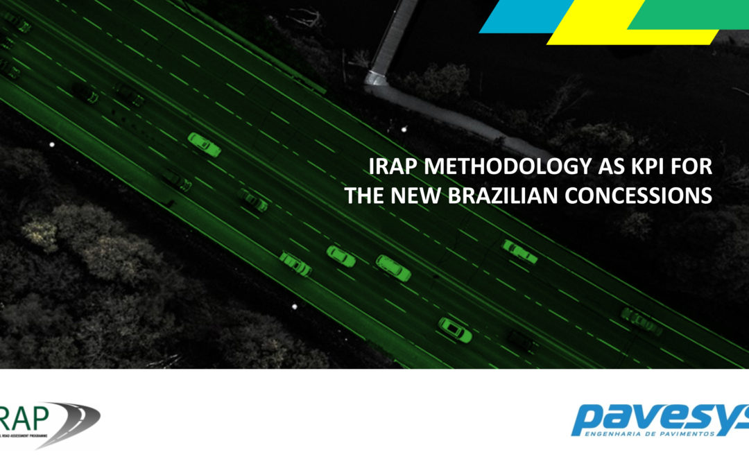 Pavesys and IFC ensure iRAP methodology is used as a road safety KPI across new Brazilian concessions
