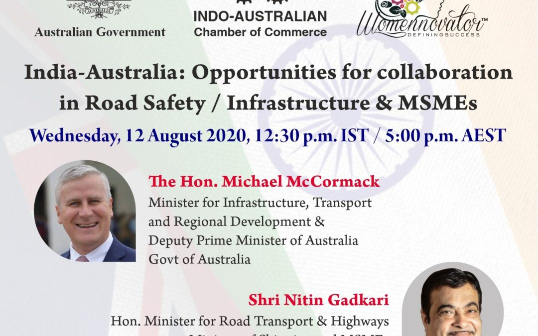 AusRAP and IndiaRAP twinning success profiled by countries' top ministers