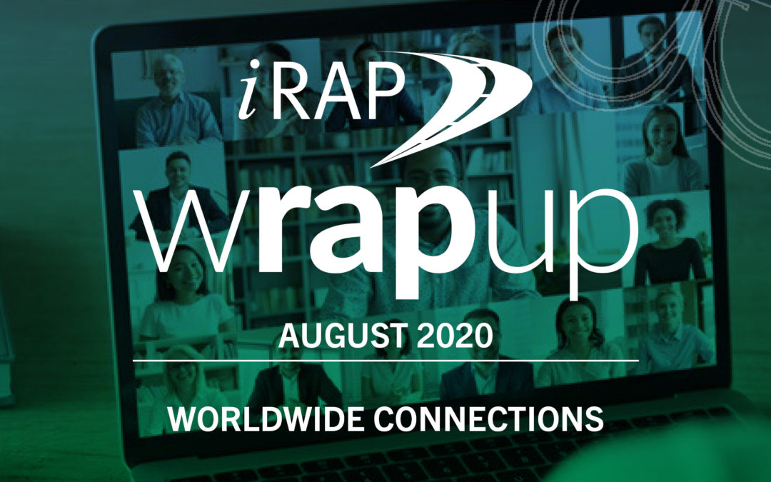 Latest WrapUp newsletter now available – August 2020 Edition