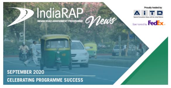 IndiaRAP's inaugural newsletter now available