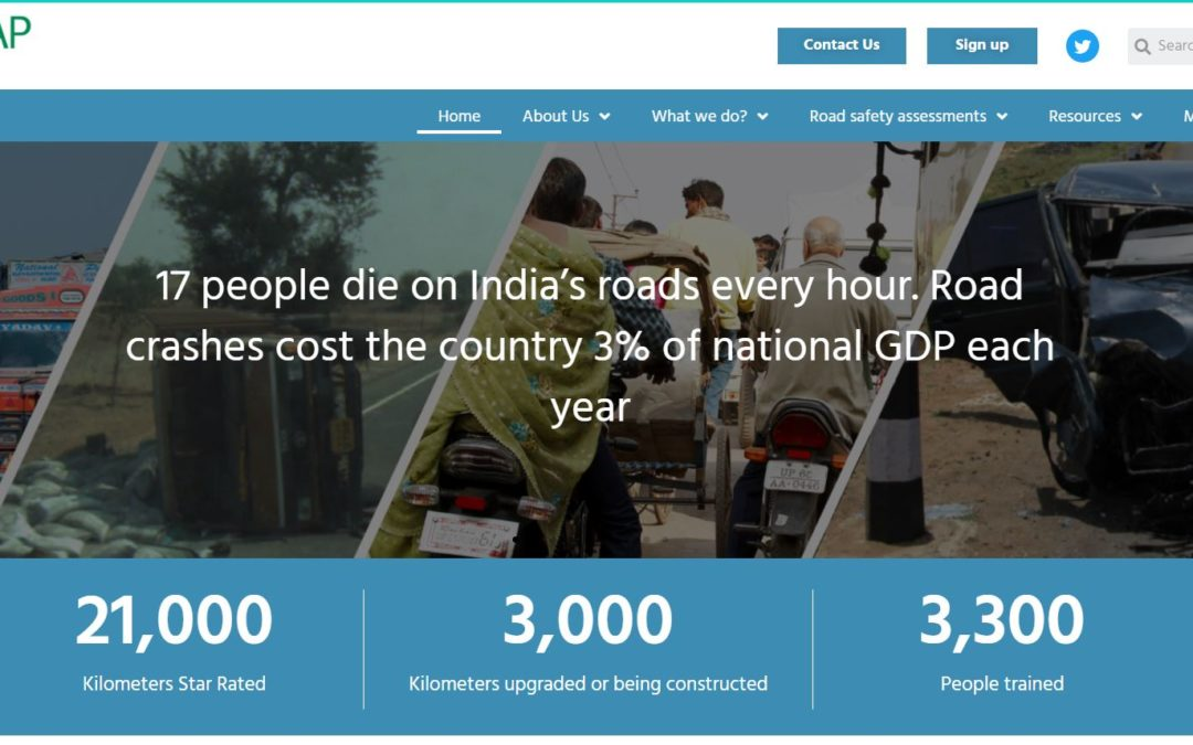 IndiaRAP launches website