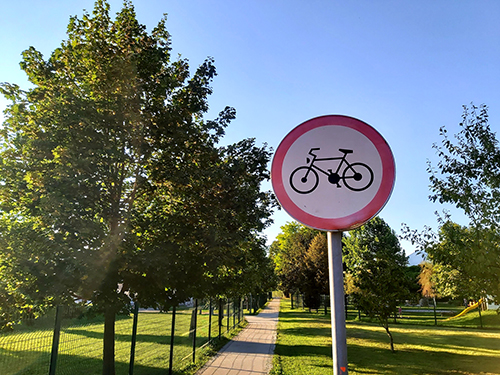 SABRINA project to improve safety for Danube region cyclists