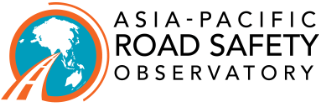 Asia Pacific Road Safety Observatory website now live