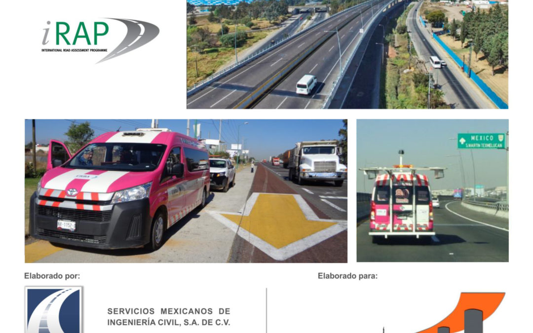 Mexico's Puebla High Bypass undergoes MXN $1 million upgrade following iRAP assessment
