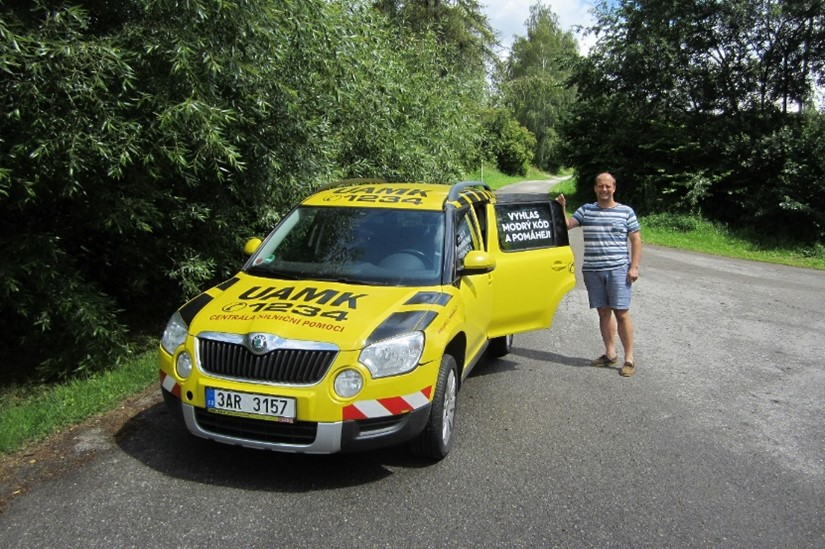 EuroRAP news: Czech Auto-Moto Club completes Vulnerable Road Users pilot project
