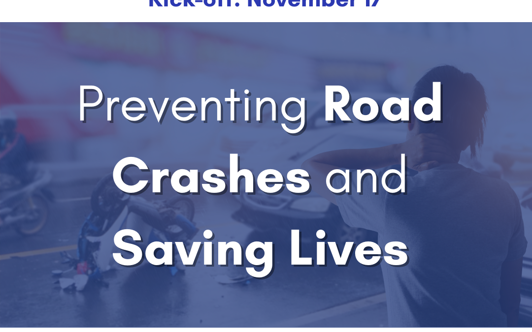Can your AI skills help iRAP prevent road death and injury?