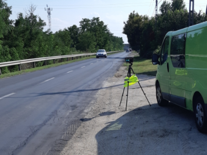 EuroRAP News: KTI implements speed management pilot in Hungary