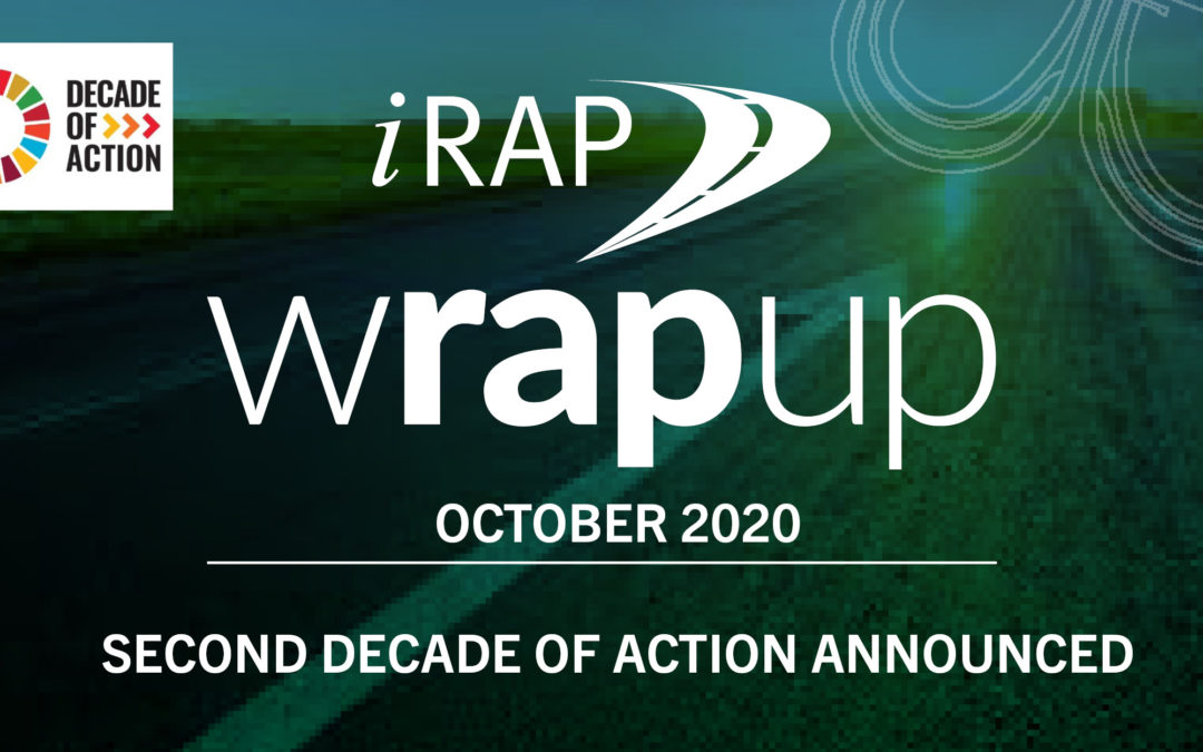 Latest WrapUp newsletter now available – October 2020 Edition