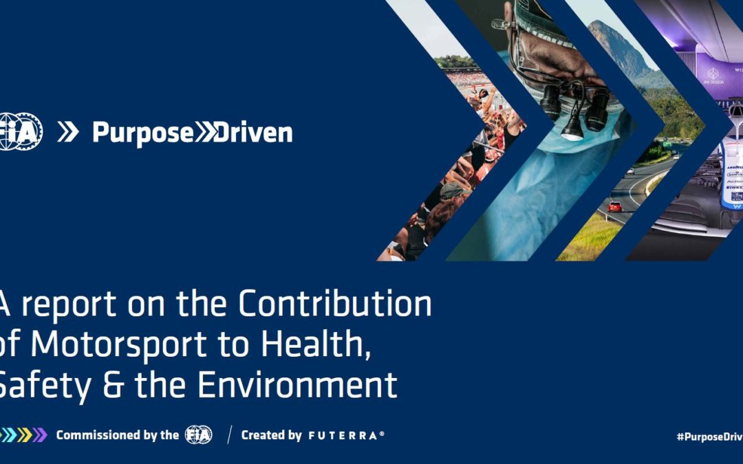 iRAP highlighted in FIA Motorsport Contribution to Health, Safety and the Environment Report
