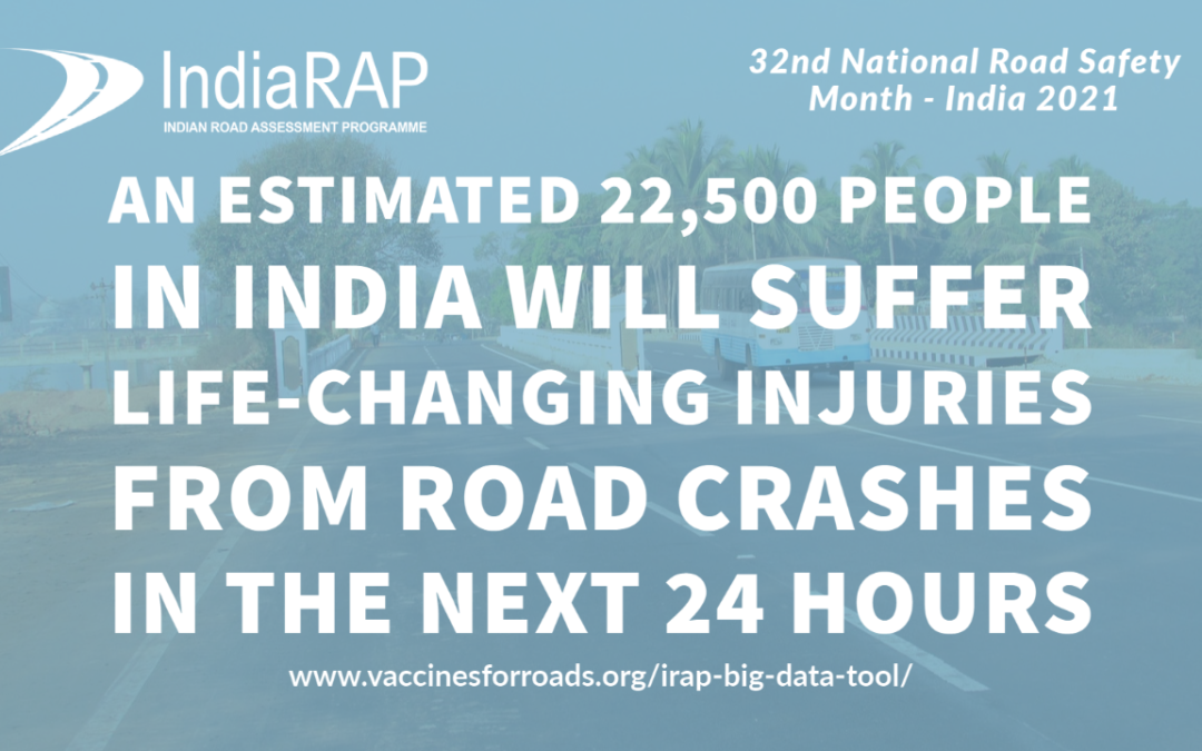 IndiaRAP News: Supporting National Road Safety Month