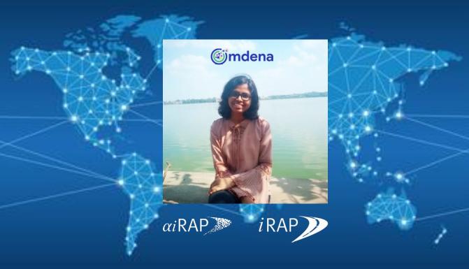 Волонтер iRAP размышляет: я вырос в 10 раз, заводя друзей со всего мира