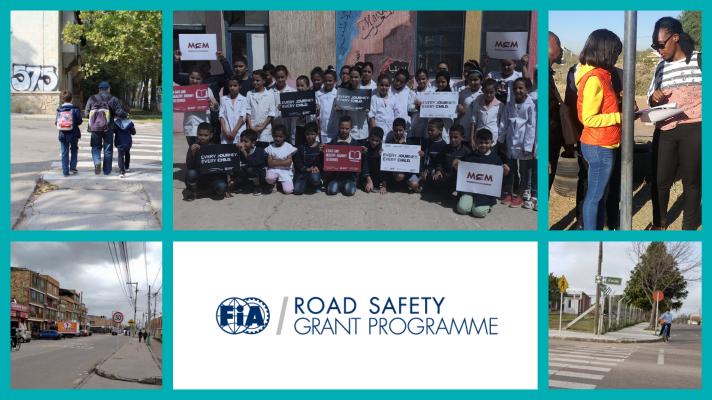 Новости SR4S: FIA выделяет гранты на модернизацию школьных зон
