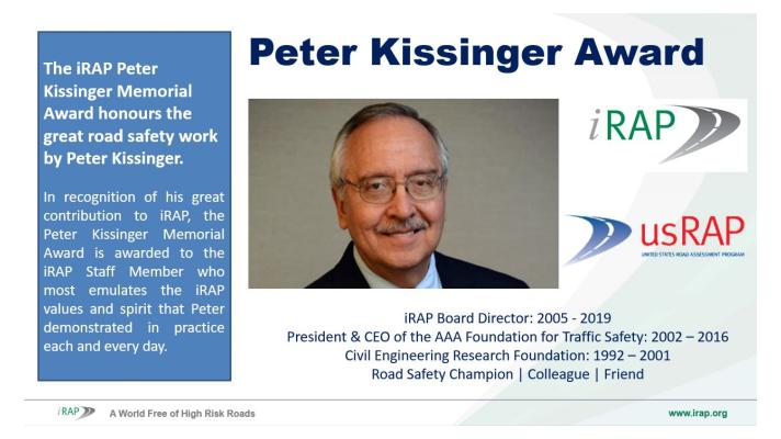 Объявлены лауреаты премии Питера Киссинджера 2021 года